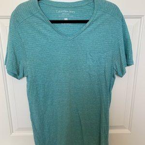 Calvin Klein Jeans V-Neck T-shirt